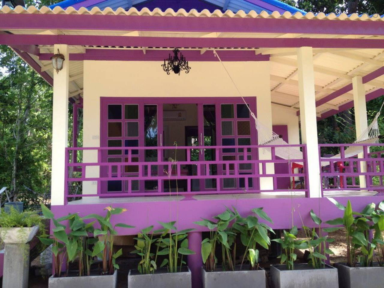 House For Rent in Chaloklum